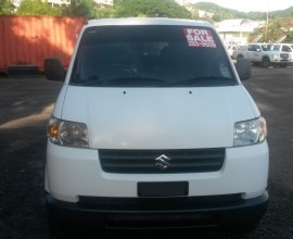 2010 Suzuki APV Panel Van