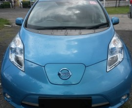 2013 Nissan Leaf (Electric Car)