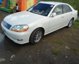 2005 Toyota Mark 11 Limited Edition