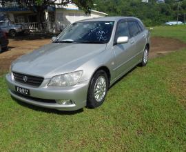 2003 Toyota  Alteza