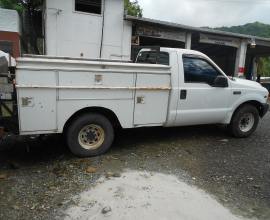 1999 Ford Fighter 250 utility Pick-up
