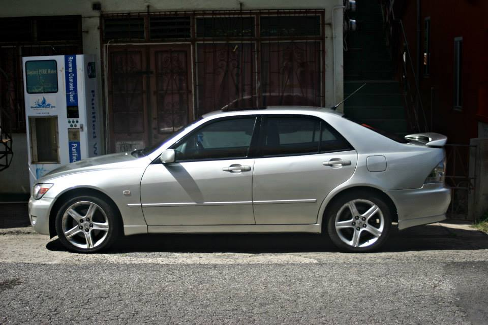 Lexus For Sale >> 2001 Lexus IS 200 – AutoList St.Lucia- Cars, SUVs, Boats, Bikes Trucks, Buses, Pickups for Sale ...