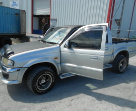 2003 Mazda B2500