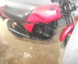 Yamaha Maxim Motorbike