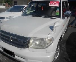 2001 Mitsubishi Pajero IO