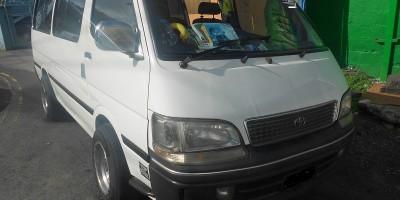 1998 Toyota Hiace