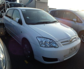2006 Toyota Alex