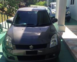 2007 Suzuki Swift Sport
