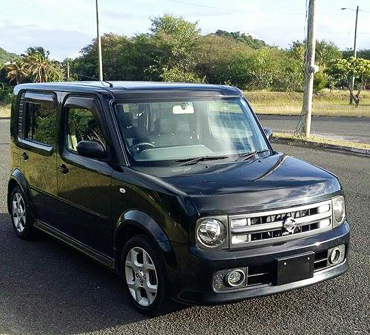 2007 Nissan Cube Cubic for Rent