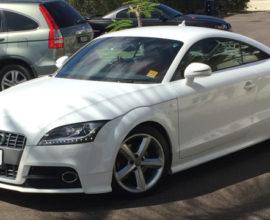 2011 Audi  TT Quatrro S - Line Coupe