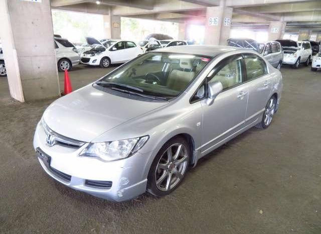 2007 Honda Civic-Import full