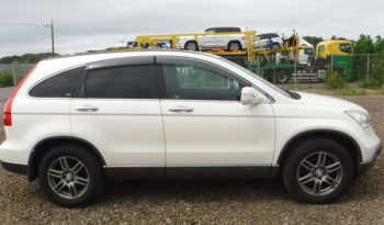 2008 Honda CR-V-Import full