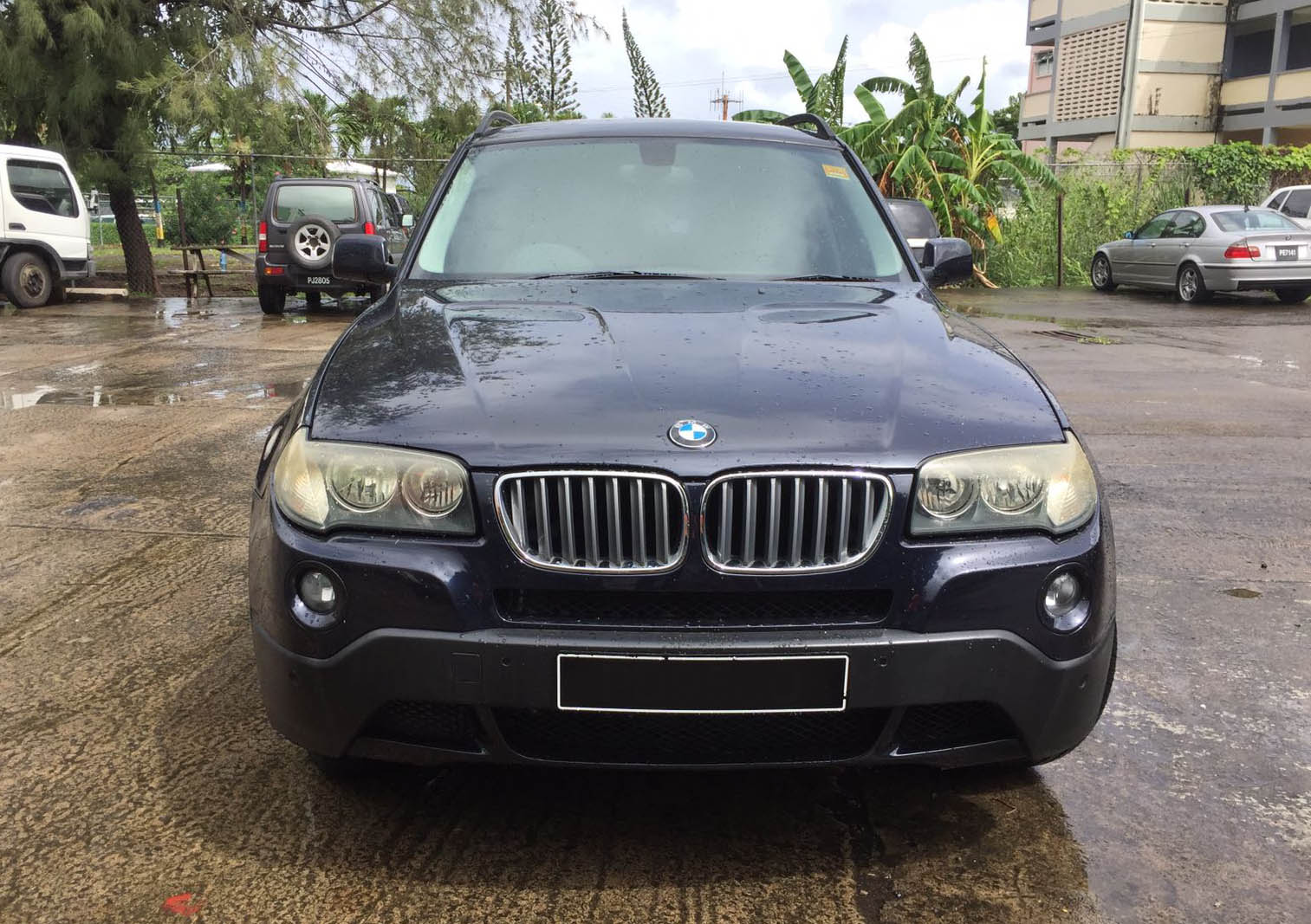 2007 bmw x3 autolist st lucia cars suvs boats bikes trucks buses pickups for sale and rent. Black Bedroom Furniture Sets. Home Design Ideas
