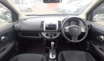 2012 Nissan Note-Import full