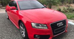 2011 Audi A5 – Sportback S-line
