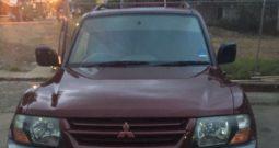 2002 Mitsubishi Shogun