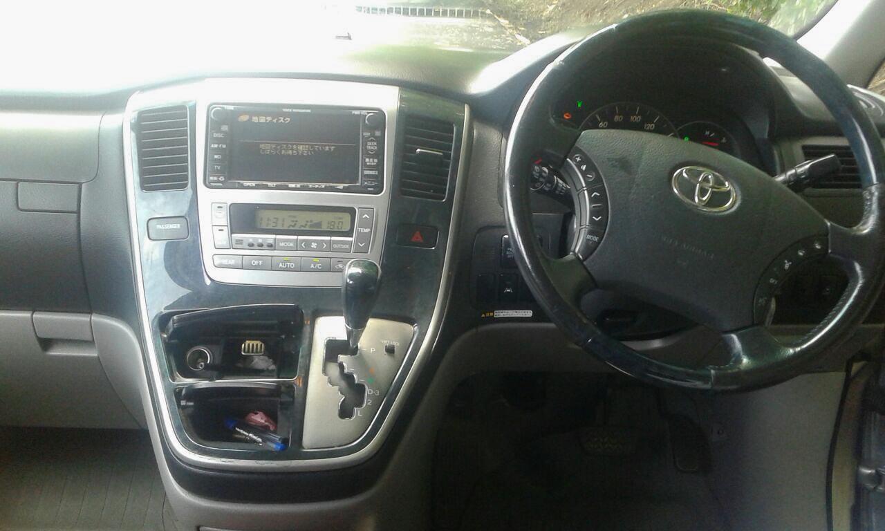 2004 Toyota Alphard – AutoList Inc- Cars, SUVs, Boats ...