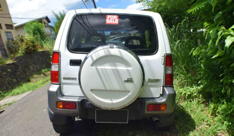 2000 Suzuki Jimny full