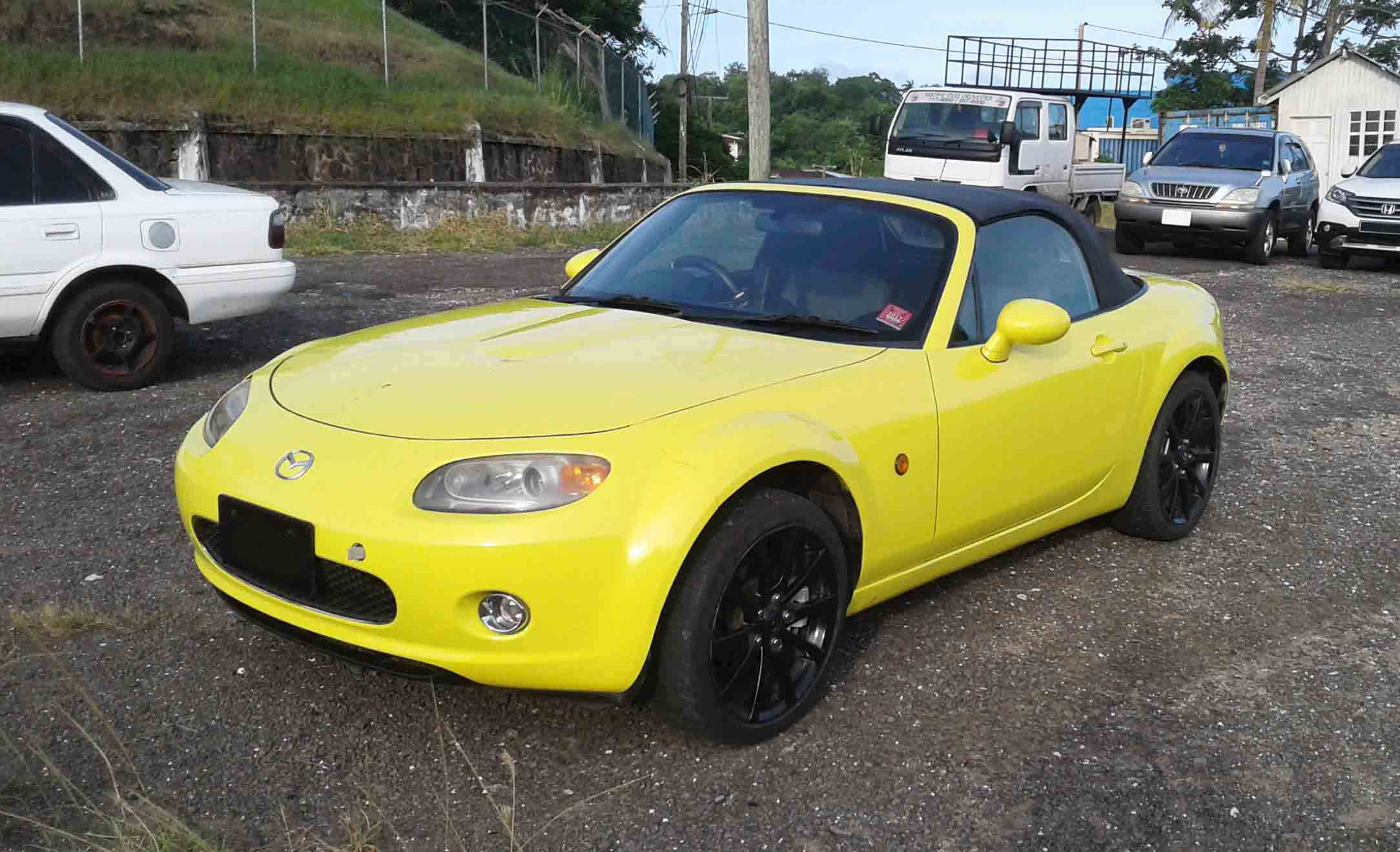2006 Mazda MX5-Miata Roadster – AutoList St.Lucia- Cars, SUVs, Boats ...