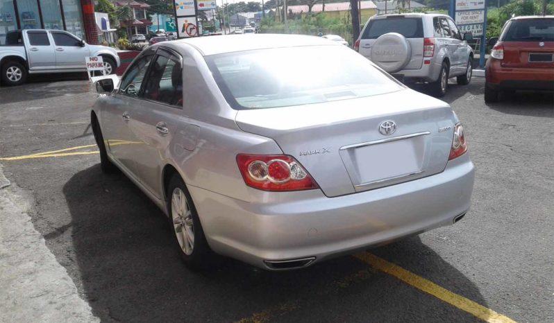 2007 Toyota Mark X full