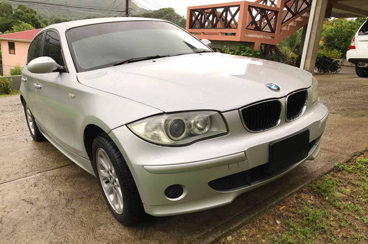 2007 bmw 116i autolist st lucia cars suvs boats. Black Bedroom Furniture Sets. Home Design Ideas