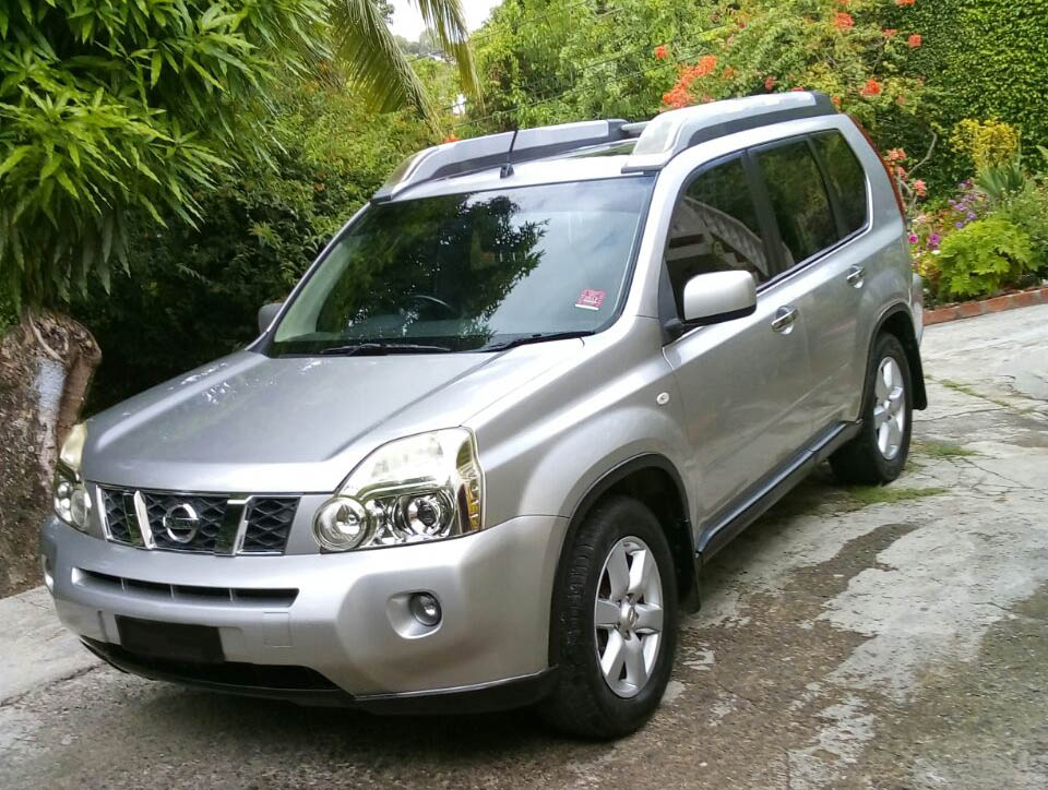 2010 nissan x trail autolist st lucia cars suvs boats. Black Bedroom Furniture Sets. Home Design Ideas