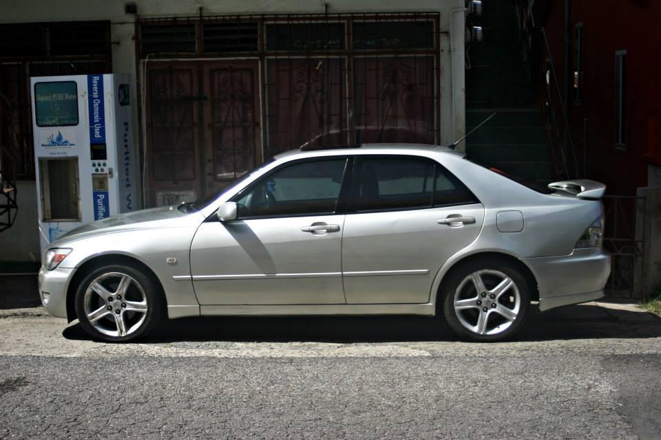 2001 Lexus IS 200 – AutoList Inc- Cars, SUVs, Boats, Bikes ...